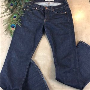 ⛄️5 for $25 J Brand Martini Fit Flare Jeans